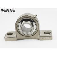 Buy cheap Industry Blender Small Stainless Steel Pillow Block / Mounted Ball Bearings SUCP206 product