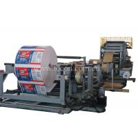 Buy cheap Automatic Paper Cement Bag Making Machine Deviation Rectifying System product