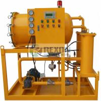 China Non - Heating Fuel Oil Purifier Machine 380V 3 Phase 50HZ 6T/H TYB-100 on sale