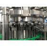 Buy cheap High Efficiency Soft Drink Bottling Machine , Easy Adjustment Carbonated Bottling Equipment product