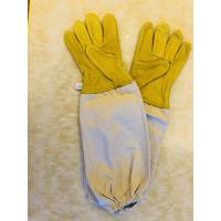 Buy cheap Sheepskin Protective Bee Clothing Sting Proof Gloves Protective Against Bees For Bee Keepers product