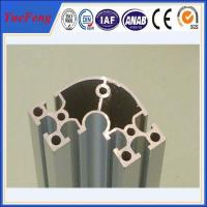 Buy cheap electrophoretic aluminum profile manufacturer OEM aluminium t-slot extrusion profiles product