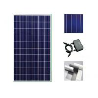 Buy cheap Clean energy low price china direct supply solar panel 260 watt,all black solar from wholesalers