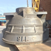 Buy cheap Foundry 50HRC CT4 Cast Iron Slag Pot Metal Casting Process from wholesalers