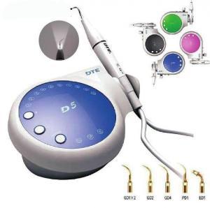 Buy cheap Woodpecker DTE D5 LED Ultrasonic Pizeo Scaler FDA/CE Original 220V product
