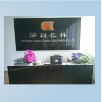 SHENZHEN CHANGKE CONNECT ELECTRONICS CO.,LTD.