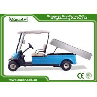 Buy cheap 48V 3.7KW 2 Seater Electric Golf Carts Taly Axle / Hotel Buggy Car from wholesalers
