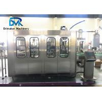 China 8000 BPH Plastic Soda Bottling Machine With PLC Control Electric driven on sale