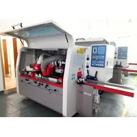 Buy cheap 180 Mm Working Width Four Side Moulder High Precision Woodworking Machine product