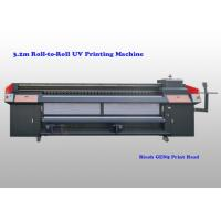 Buy cheap 3200 Mm Wide Roll To Roll Uv Printing Machine For Advertisement And Decoration product