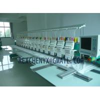 Buy cheap High speed computerized flat embroidery machine product