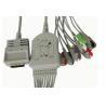 Buy cheap Burdick EKG ECG Electrode Cable One Piece 3.5m Length 6 Months Warranty product