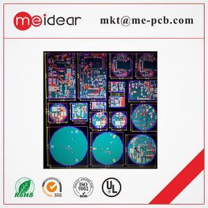 China Microwave / RF PCB Include Rogers PCB, Taconic PCB, Arlon PCB, Ceramic PCB, PTFE PCB on sale