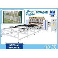 Buy cheap 20 Head Farm Fence Iron Automatic Wire Mesh Welding Machine with CE / CCC / ISO from wholesalers