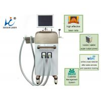 Buy cheap One Shot 1 Session Vacuum Assisted Laser Hair Removal Device 810 Diode Suction from wholesalers