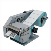 Buy cheap 384 Dots / Line Barcode Label Machine 203 DPI Resolution With Queue Management Machine product