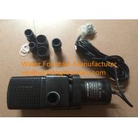 Buy cheap Indoor / Outdoor Fish Pond Water Pump Diving Type 50Hz 60Hz 2.5m - 7m Head Plastic product