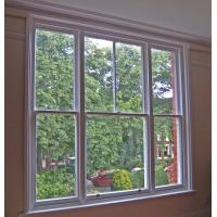 Buy cheap High Security Aluminium Double Glazed Sash Windows In Ventilation Control product