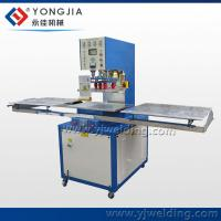 Buy cheap Slide way high frequency super glue blister packing machine product