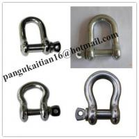 Buy cheap Shackle Pulley&D Ring Shackle,Forged Shackle&safety Shackle product
