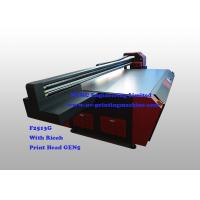 Buy cheap High Speed Flabed Digital UV Printer with Ricoh GEN5 Print Head product