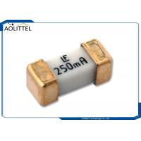 Buy cheap 451 453 Series NANO2 Very Fast - Acting Surface Mount Fuse 2410 6125 1A 125VAC 0.50A - 5.0A 2 product