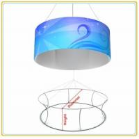 Buy cheap 40mm Aluminum Frame Tension Fabric Displays / Bespoke Exhibition Stands product