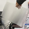 Buy cheap UV offset printing lenticular material 100LPI pet lenticular lens sheet 3D from wholesalers