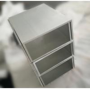 Quality U Channel Aluminium Extrusion Profiles 6063 T5 Aluminum Alloy With Precision for sale