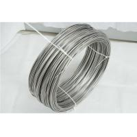Buy cheap OCr21Al4 FeCrAl Electric Resistance Wire For Automobile Tail Gas Purification product