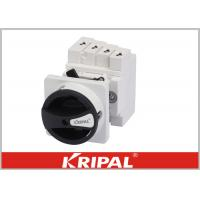 Buy cheap Top sale Isolator IP66 Solar PV DC Rotary Isolator Switch 1000v 32A product
