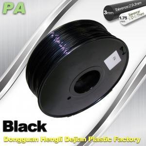 Buy cheap Nylon 1.75mm / 3m 3D Printer Filament Rigidity And Flexibility Good Filament product