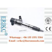 Quality ERIKC 0 445 110 462 CRDI injector Bosch injection 0445110462 genuine fuel tank injector 0445 110 462 for sale