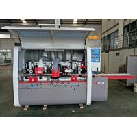 Quality Commercial 4 Side Moulder Machine , Four Cutter Planer With Automatic Feeding System for sale