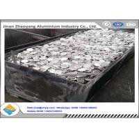 Buy cheap 3003 3004 3105 Aluminum Disk Cookwares / Road Signs Making Aluminum Wafer product
