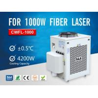 Buy cheap Laser Water Chiller CWFL-1000 With Dual Digital Temperature Controller product