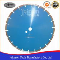 """Buy cheap 12"""" Laser Welded Diamond Blades For Fast Cutting , 300 mm Outer Diameter product"""