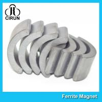 Buy cheap Permanent Ferrite Step Motor Magnet Ceramic Arc Anti - Corrosion product