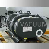 Buy cheap Aluminium Alloy 300 L/s Mechanical Booster Vacuum Pump 50Hz 5HP Army Green BSJ300L product