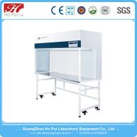 China 100 Level Horizontal Clean Workbench , Stainless Steel Clean Room Bench on sale