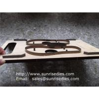 Perforation knife blade shoe sole cutting dies