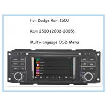 Buy cheap 2002 - 2005 Dodge Ram 1500 Navigation System Green Button Light Mirror Link product