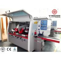Buy cheap High Precision 5 Head Moulder Woodworking Machine VH - M518 Energy Saving from wholesalers