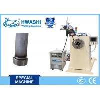 Buy cheap New Condition TIG Seam Welding Machine 380V Three Phase For Round Tube / Air Filiter product