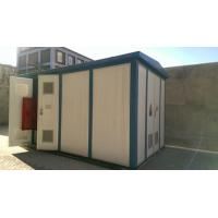 6 - 10 kV Indoor And Outdoor Substation , Compact Box Type Transformer For Hotel