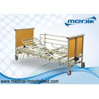 Buy cheap Electric Folding Nursing Home Beds For Handicapped product