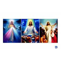 Buy cheap 30X40cm Flip Wall Art Posters Religion Jesus Christ / Virgin Mary Theme product