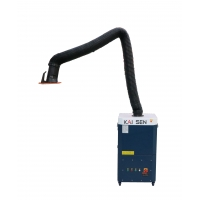 Buy cheap Polyester Filter One Suction Arm Mobile Fume Extractor product