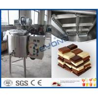 Buy cheap 75L 150L High Efficiency Chocolate Melting Tank with Stainless Steel SUS304 product