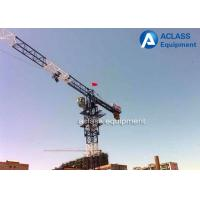 Buy cheap QTP50 Topless Tower Crane PT5010 Hydraulic Crane Remote Control Fixed product